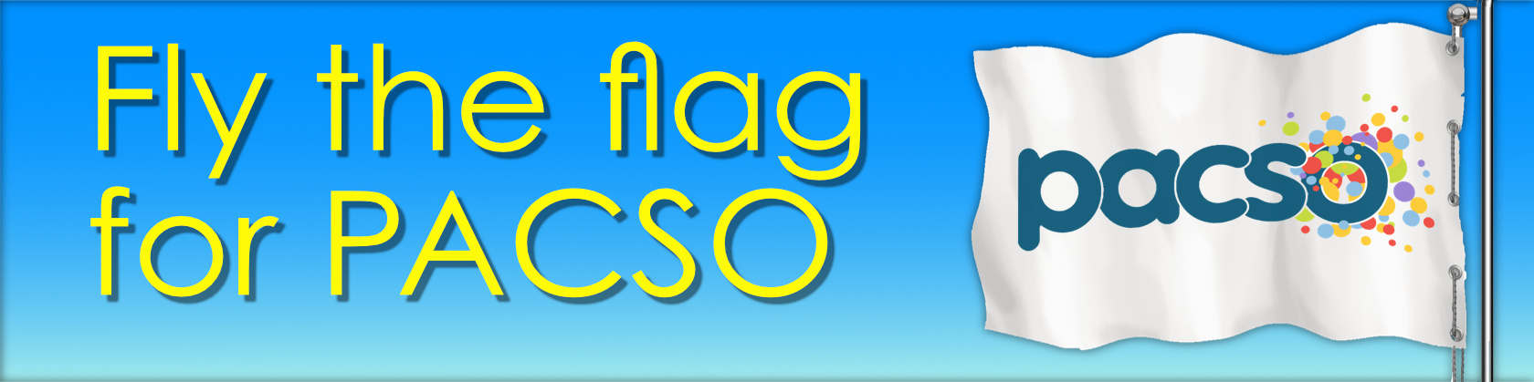 Be a PACSO Ambassador
